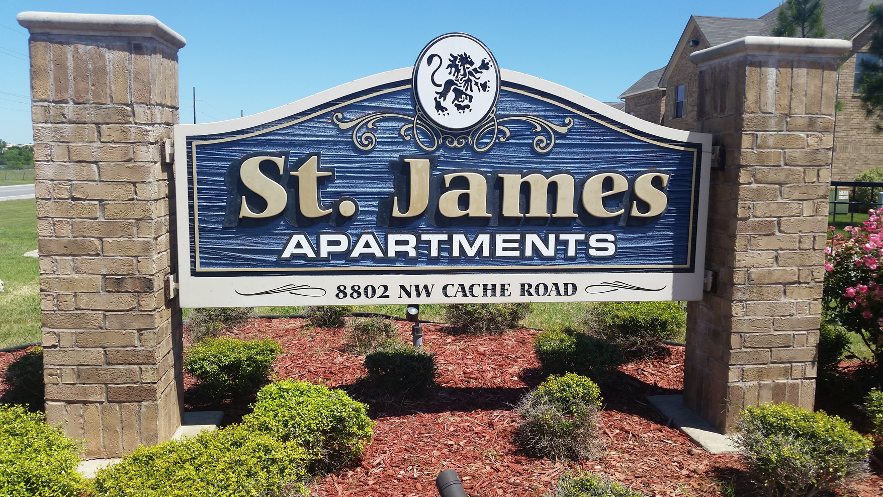 St James Apartments Lawton